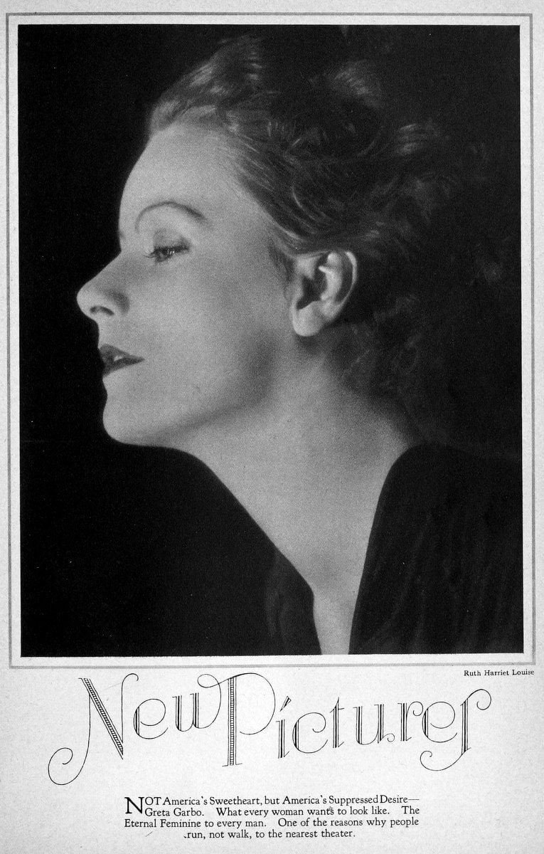 1928 Greta Garbo