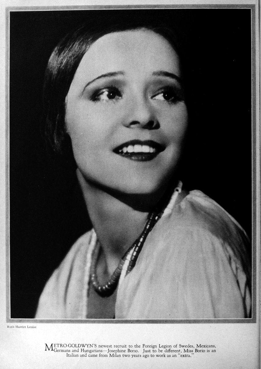 1928 Josephine Borio