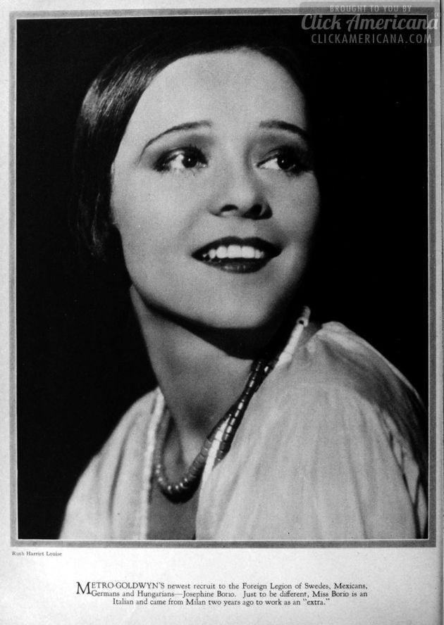 1928: Josephine Borio