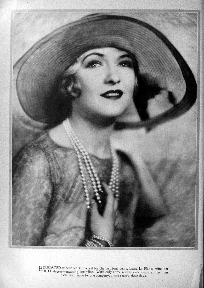 1928 Laura La Plante
