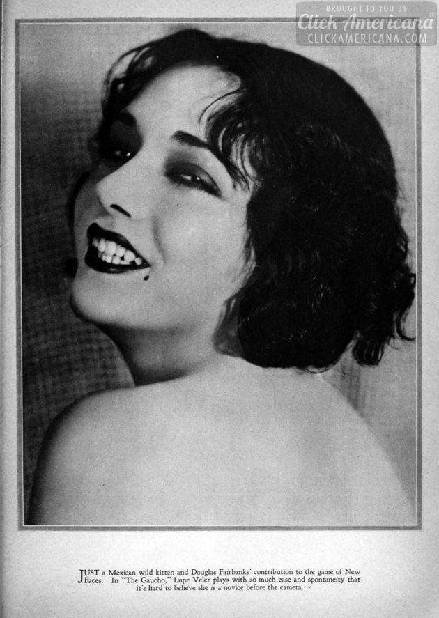 1928: Lupe Velez