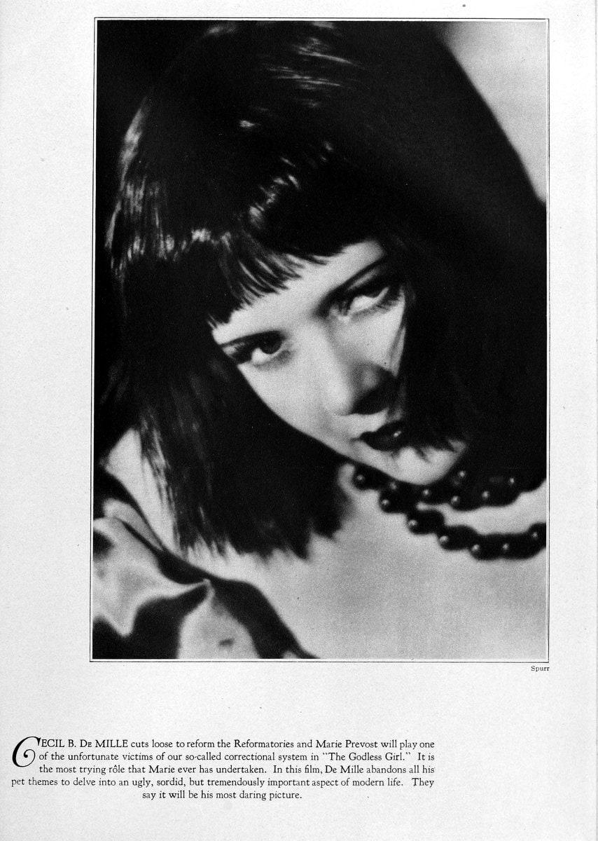 1928 Marie Prevost