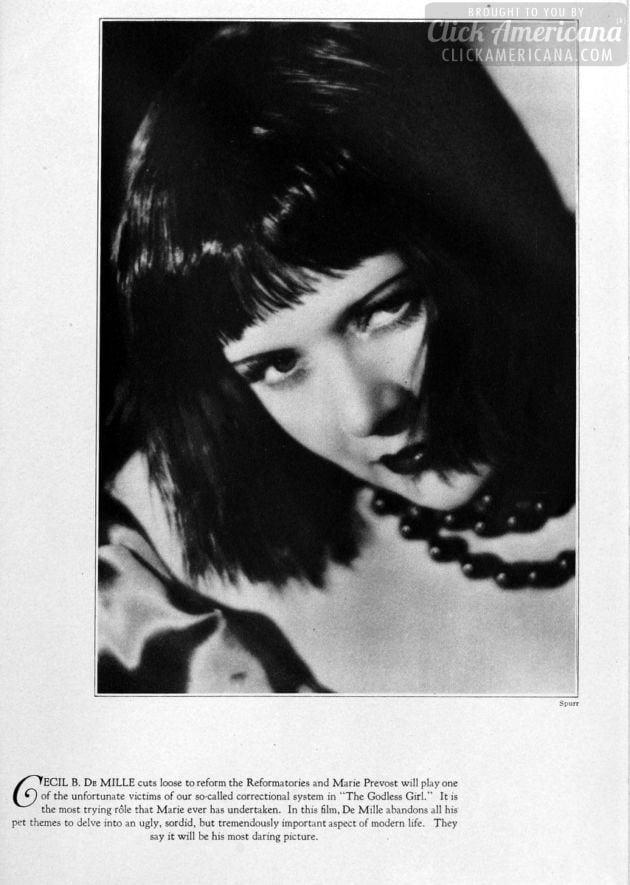 1928: Marie Prevost