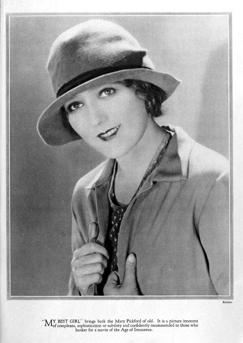 1928 Mary Pickford