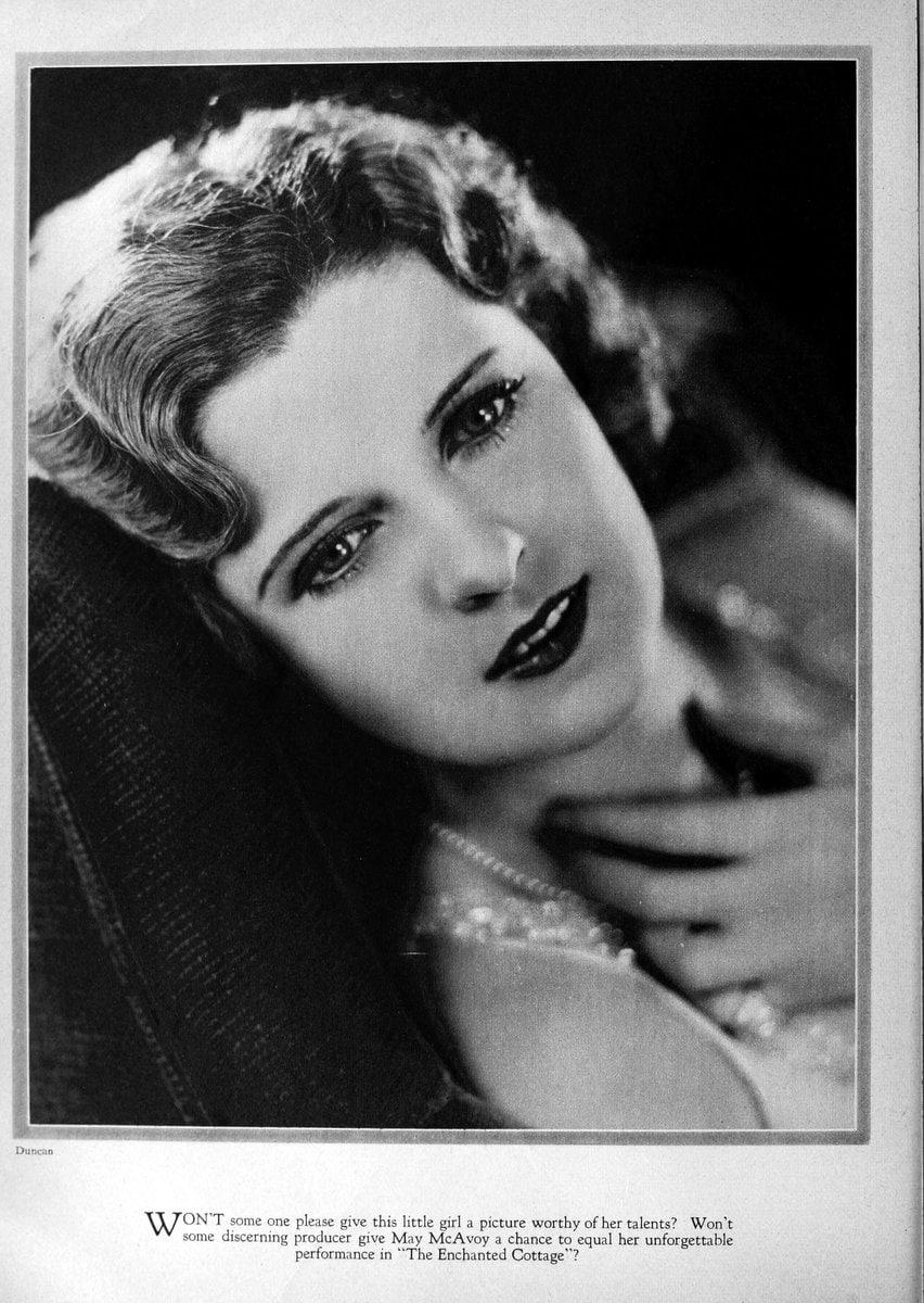 1928 May McAvoy