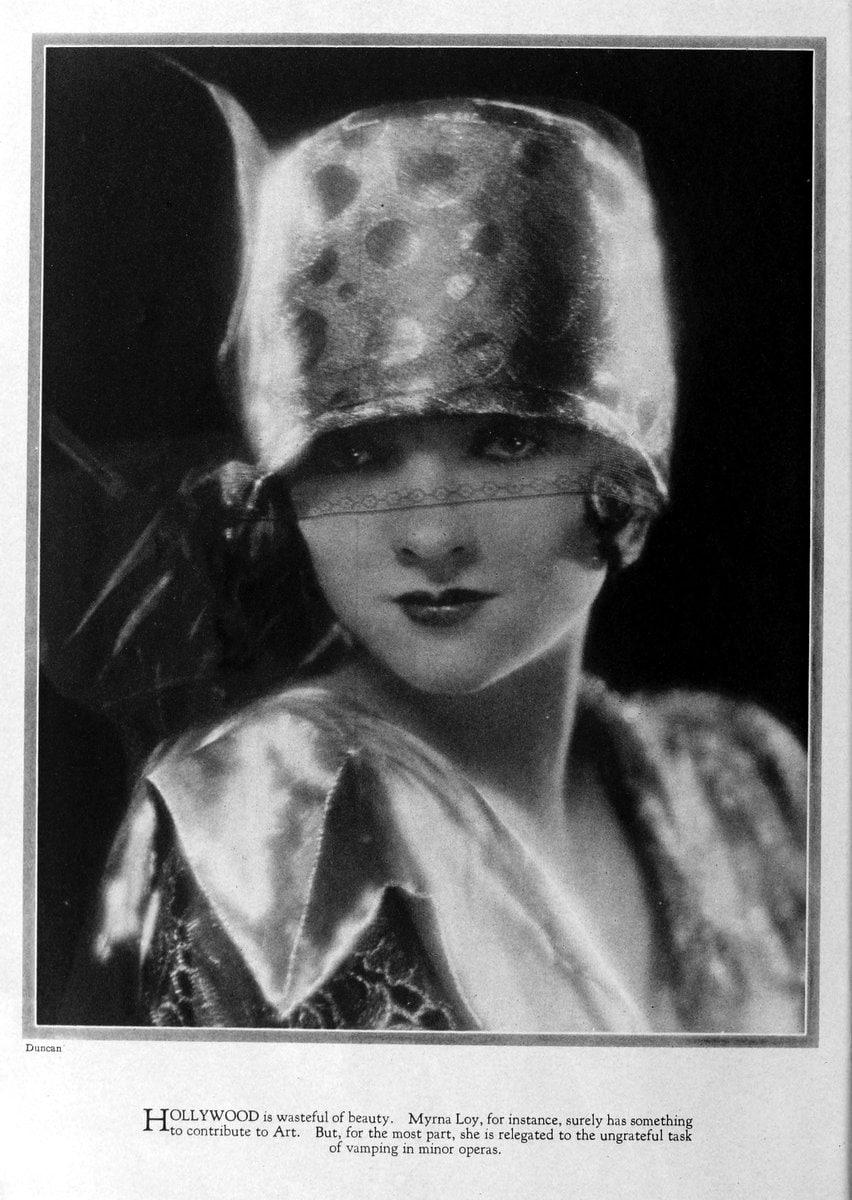 1928 Myrna Loy