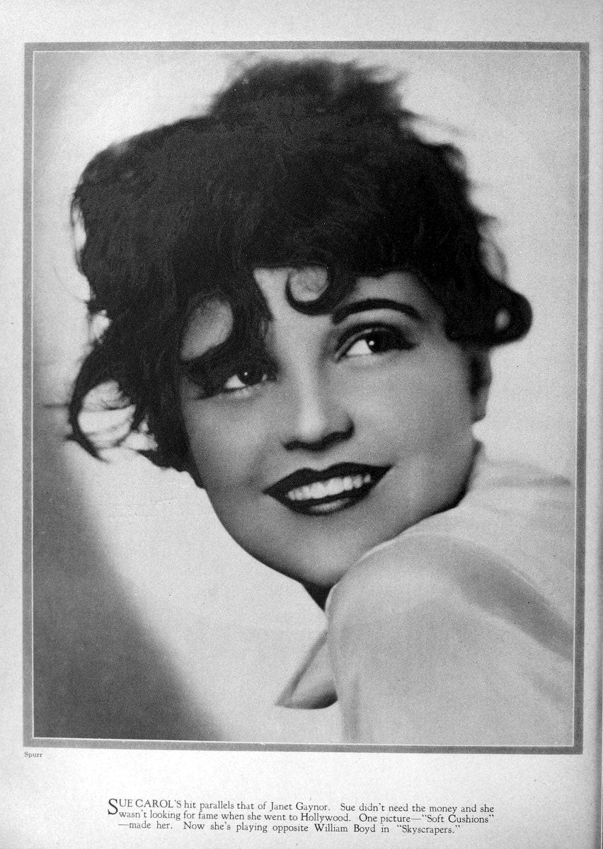 1928 Sue Carol