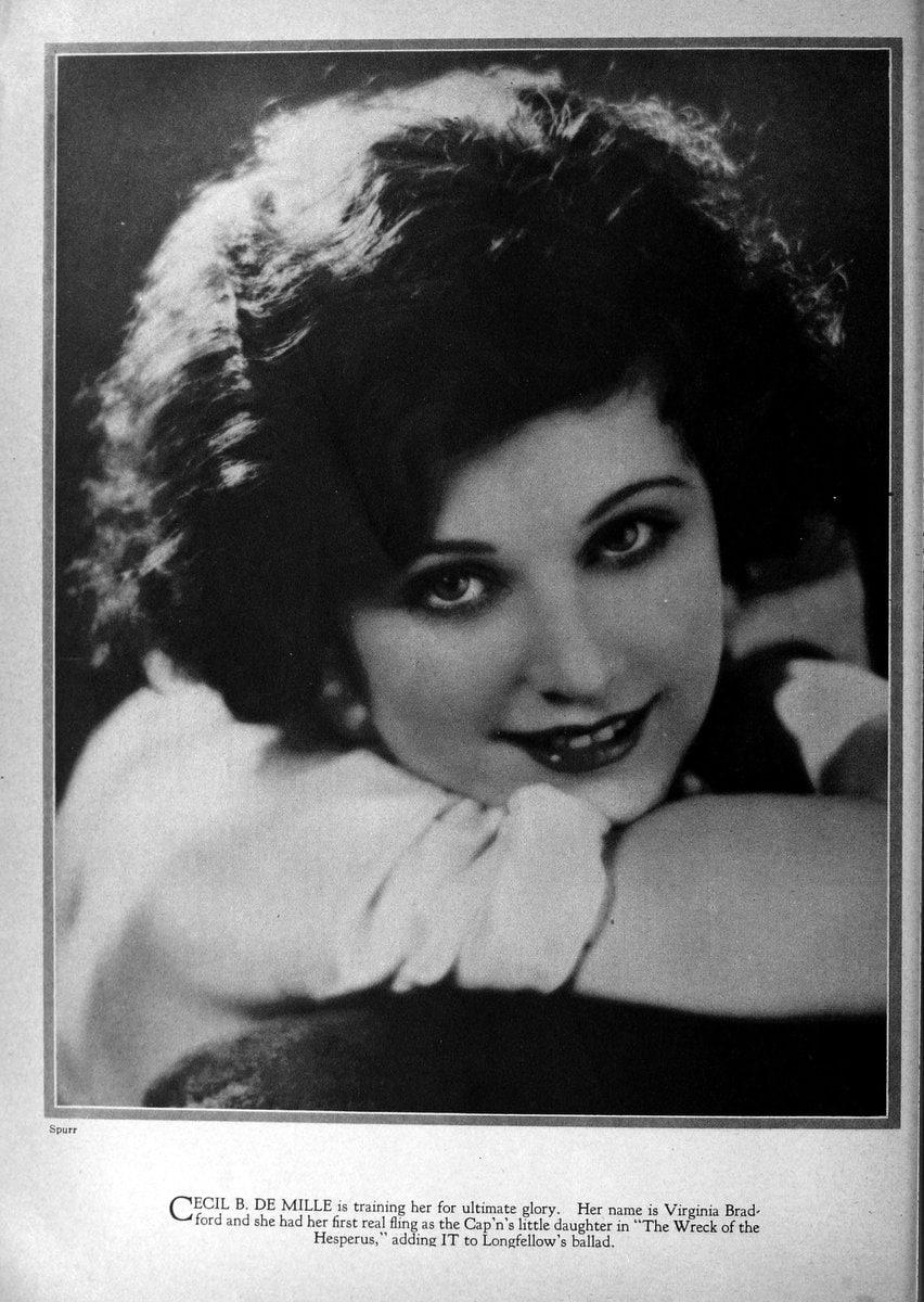 1928 Virginia Bradford