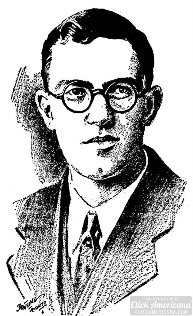 1930 Clyde Tombaugh, discoverer of Pluto (2)