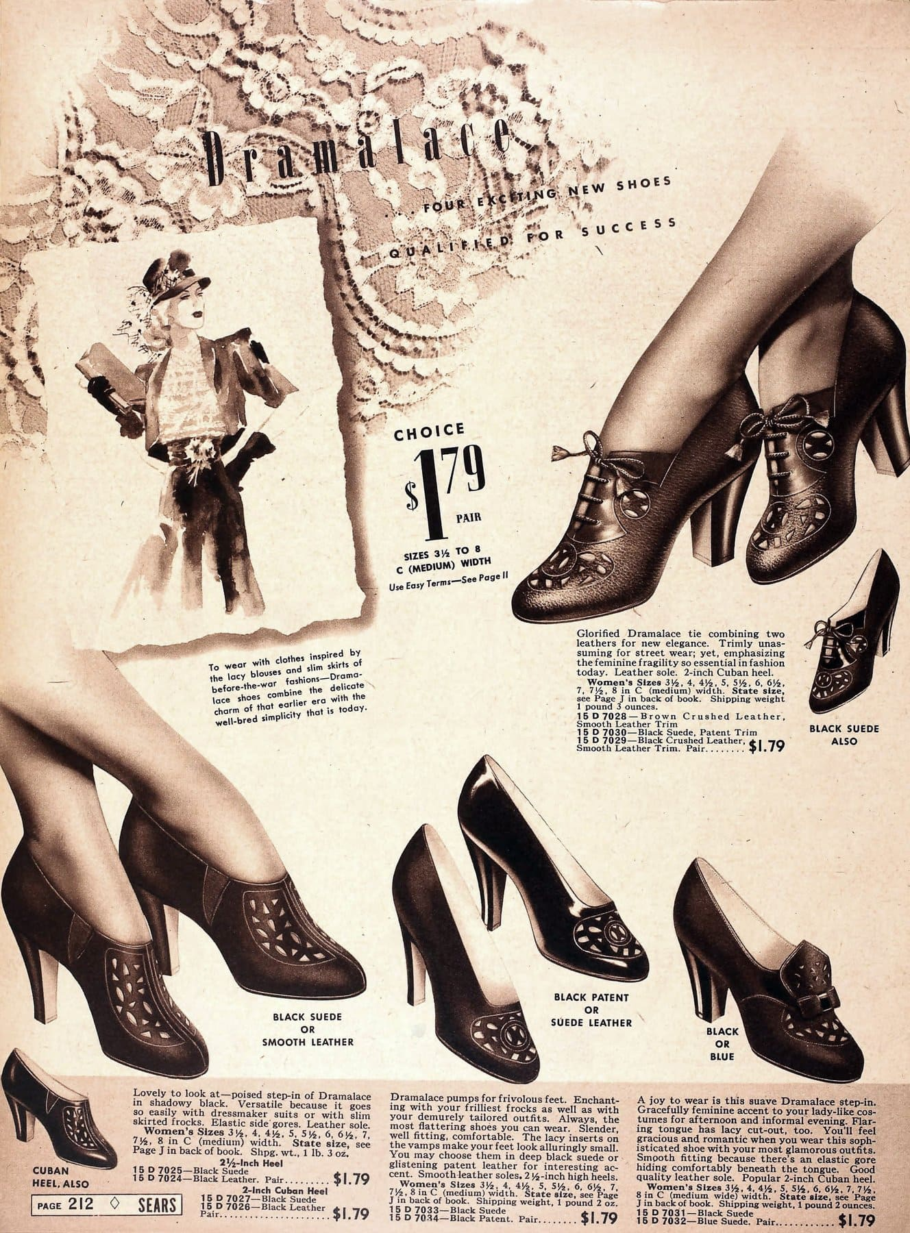 1930s shoes for women from 1939 (3)