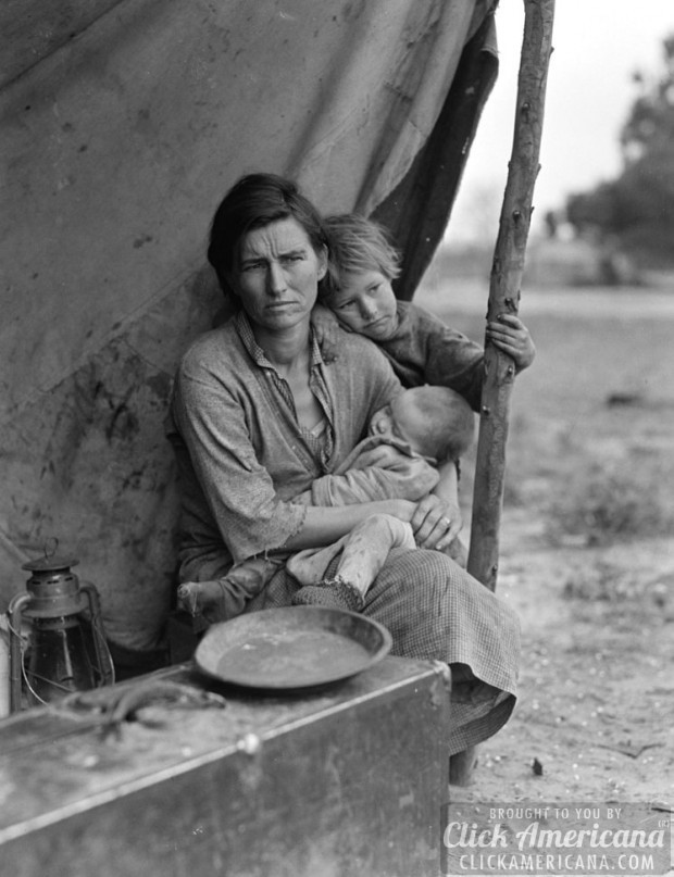 1936-Migrant agricultural worker family (5)