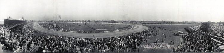 1937 Kentucky Derby, Churchill Downs, Louisville, Ky.