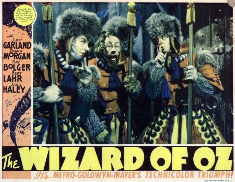 1939 The Wizard of Oz film - Wicked Witch castle