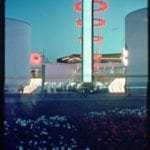 World's Fair 1939: Singing Tower of Light and Westinghouse Building