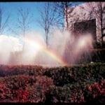 World's Fair 1939: Rainbow in fountain