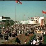 World's Fair 1939: General view toward Lagoon of Nations I
