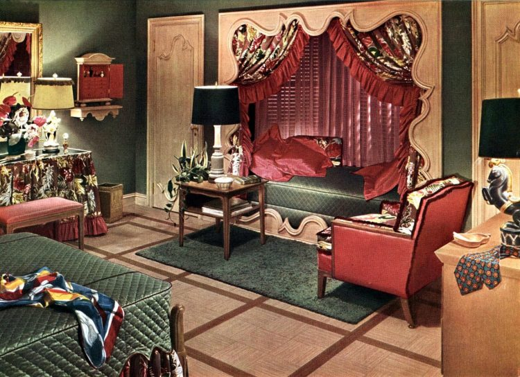 1940s bedroom design renovation - Decorating After