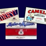 Popular vintage board games from the '40s