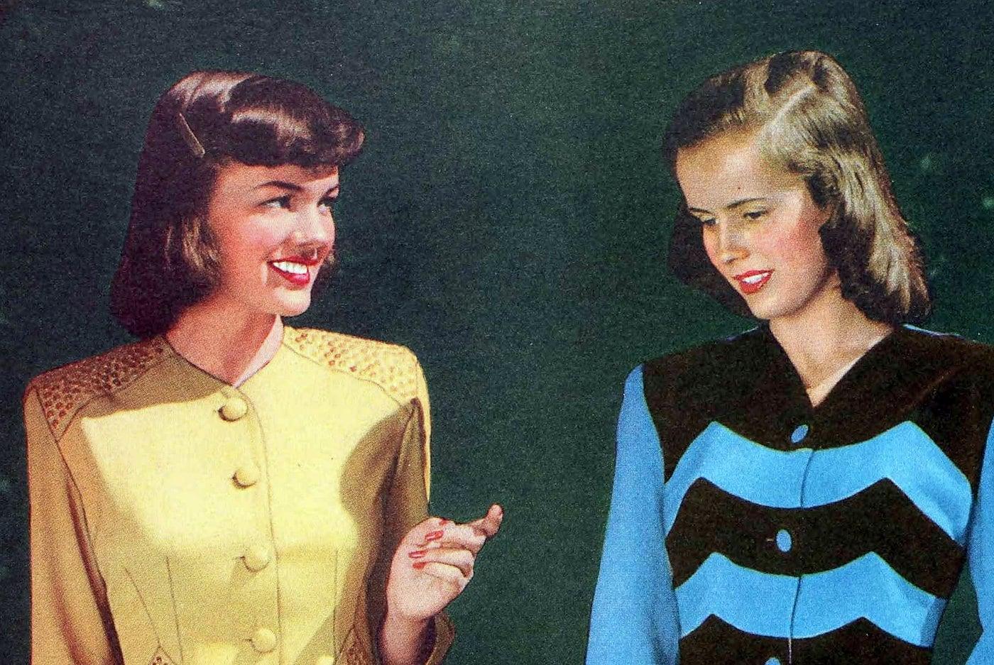 1940s maternity wear (1)