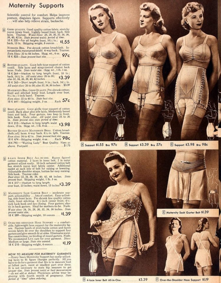 1940s maternity wear (2)