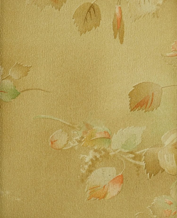 1940s vintage wallpaper from Ward's - 40s home decor (12)