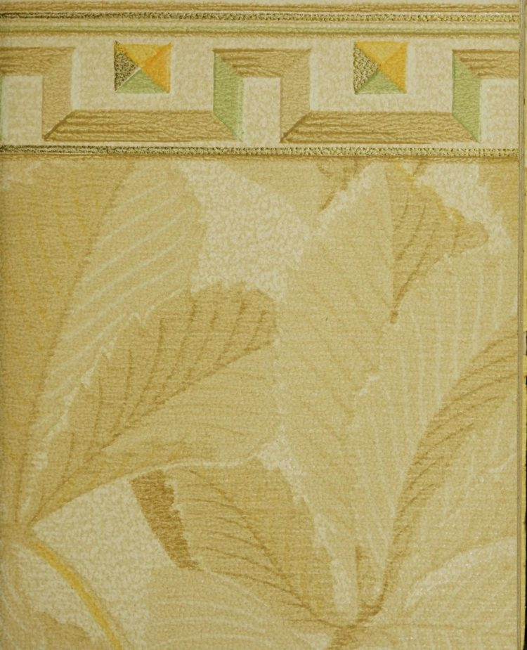 1940s vintage wallpaper from Ward's - 40s home decor (17)
