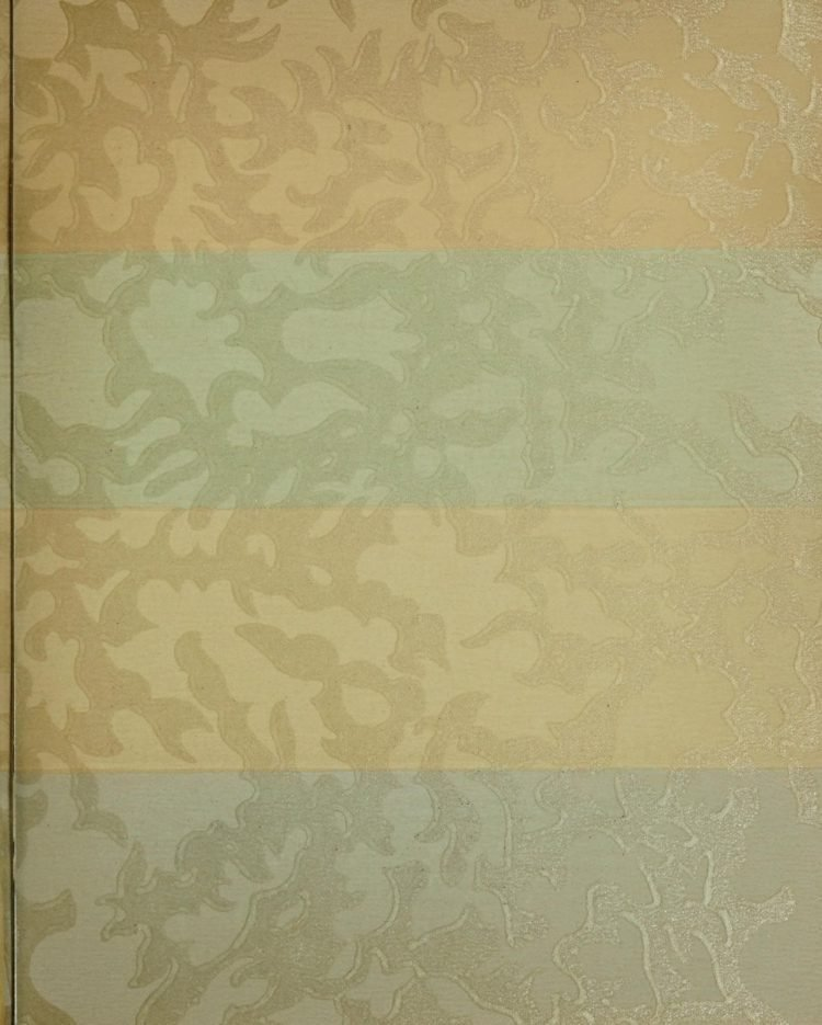 1940s vintage wallpaper from Ward's - 40s home decor (73)