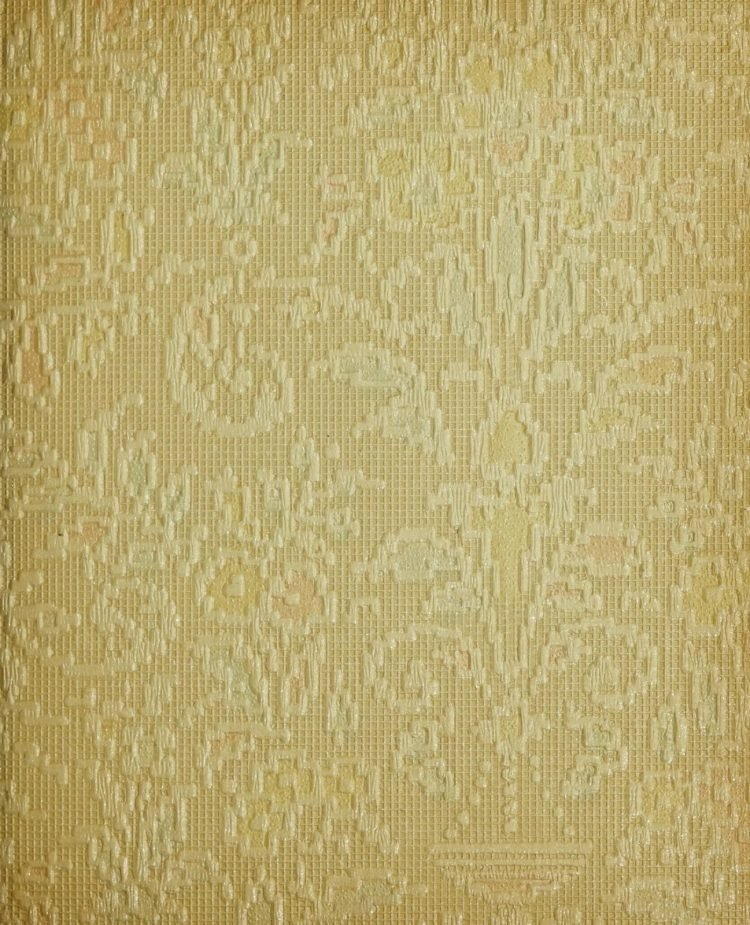 1940s vintage wallpaper from Ward's - 40s home decor (8)