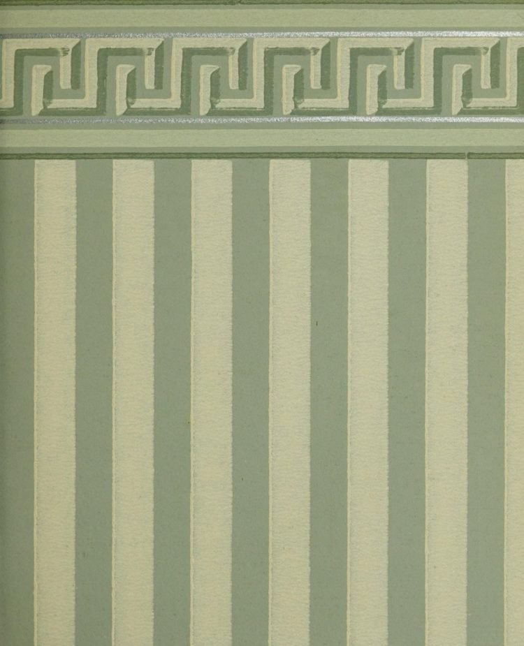 1940s vintage wallpaper from Ward's - 40s home decor (9)