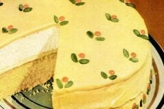 1941 Chintz cake recipe