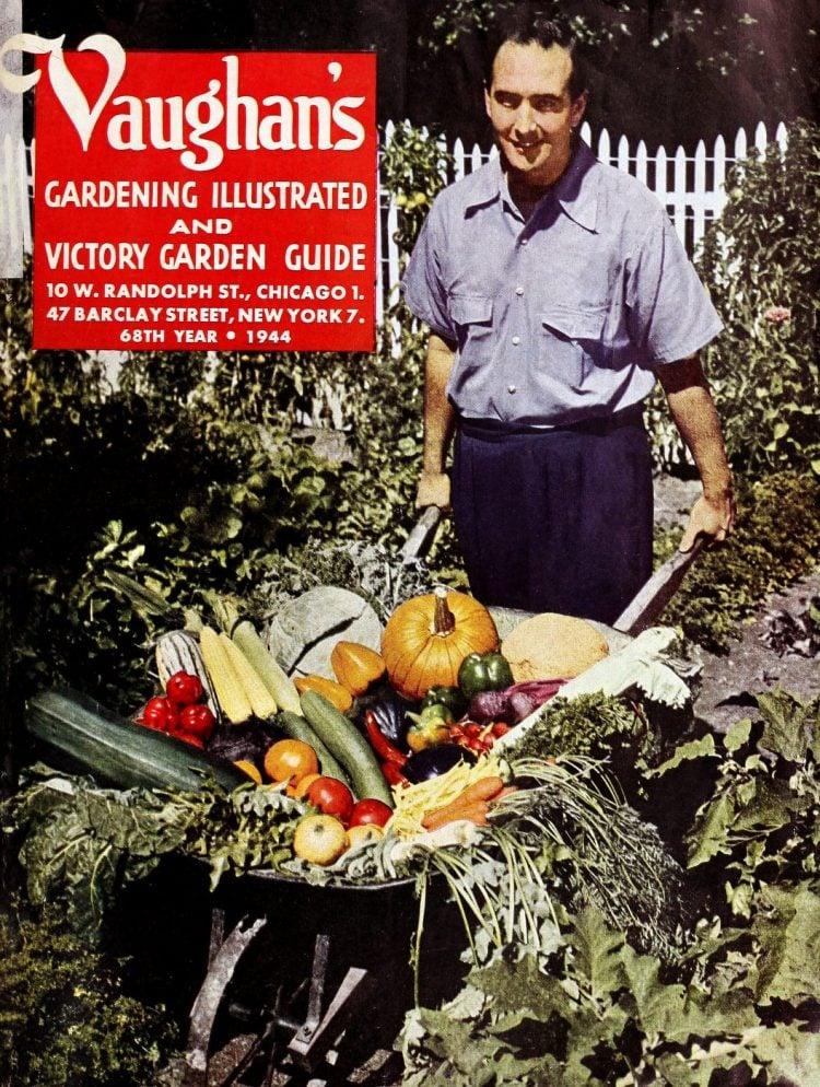 1944 Victory Garden Guide - Vaughans