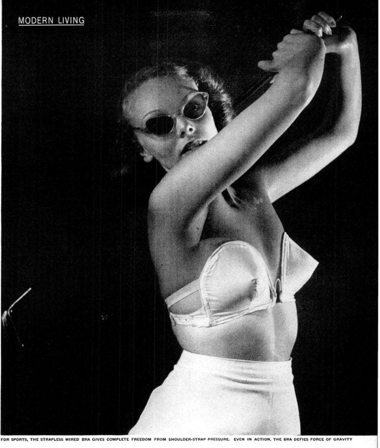 1946 Wired bras