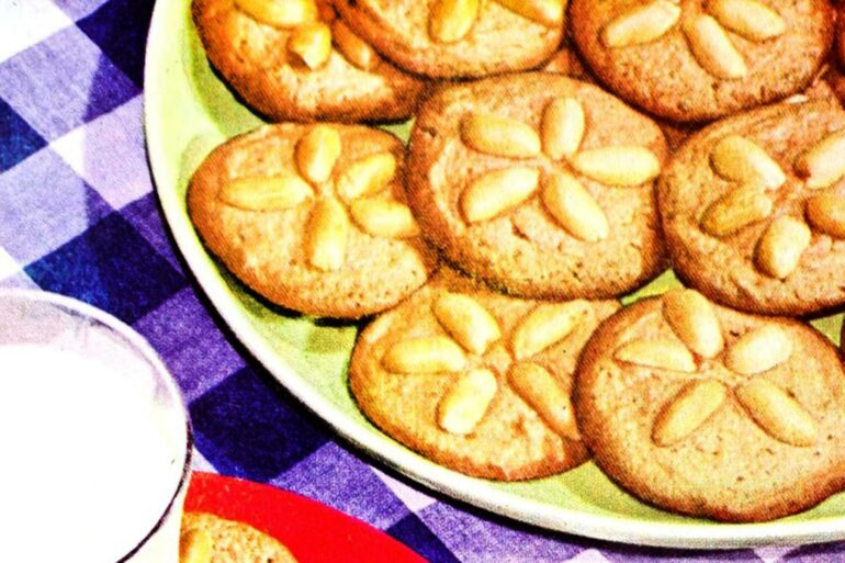 1947 peanut butter molasses cookies (1)