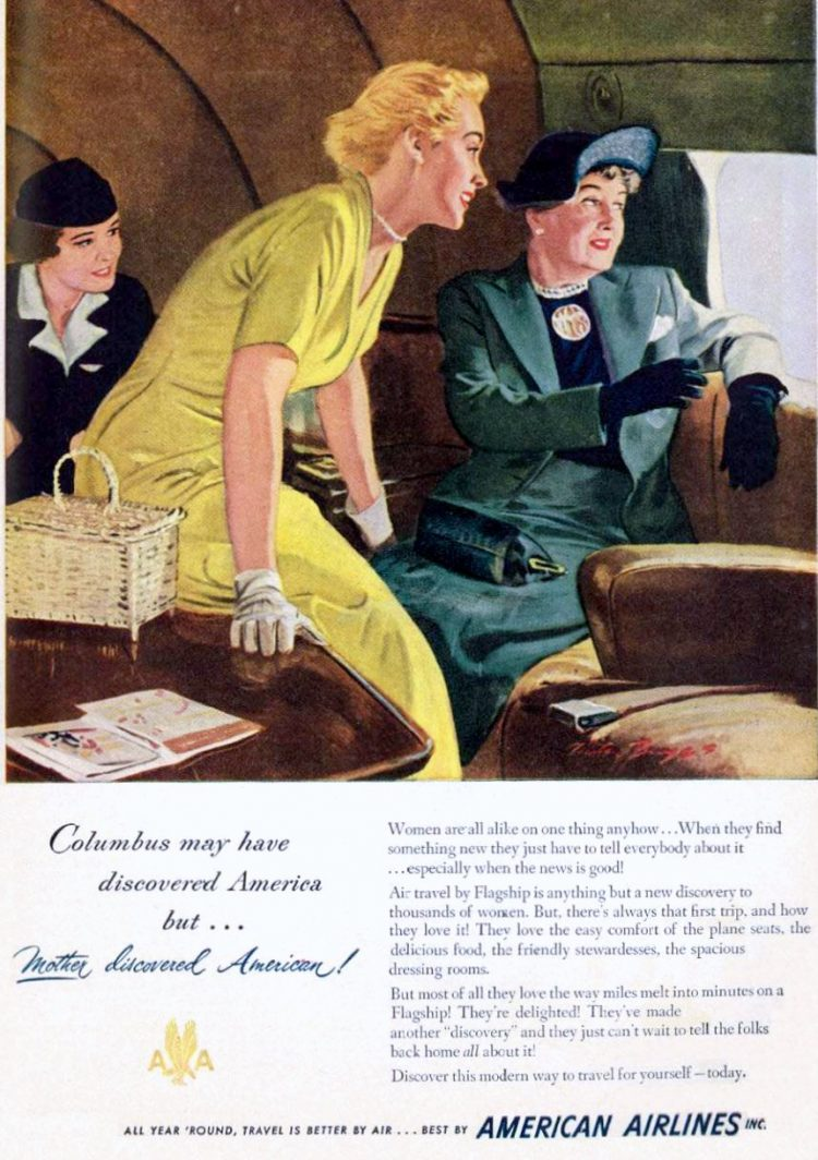 1949 American Airlines