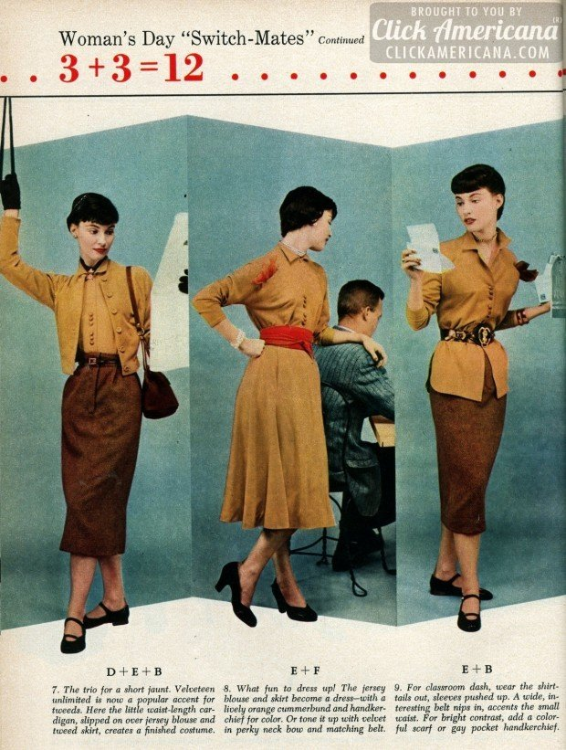 1950-Combine 6 pieces for 12 outfits (3)