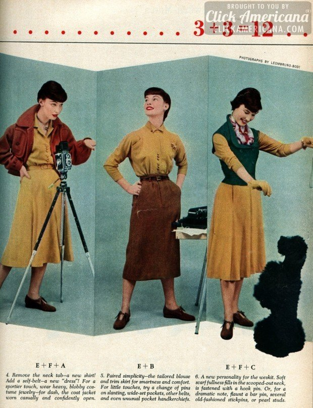 1950-Combine 6 pieces for 12 outfits (4)