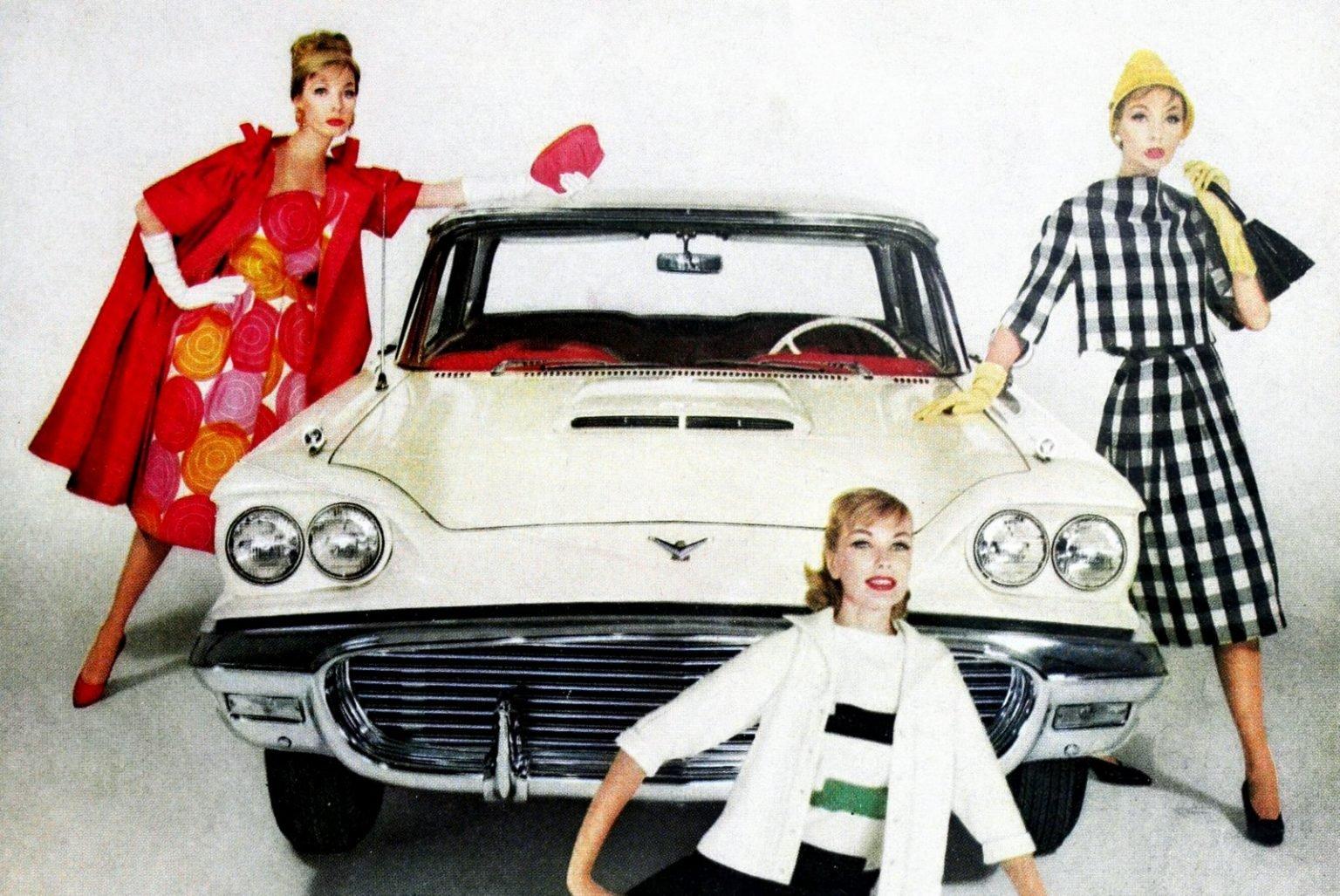 1950s Ford Thunderbirds