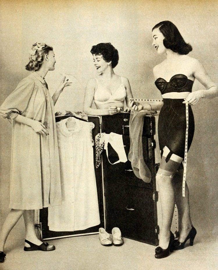 1950s beauty - Slim women (1)