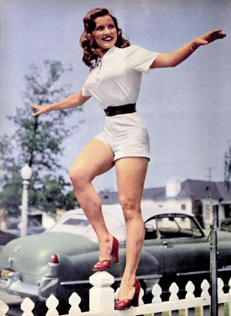1950s beauty - Slim women (2)