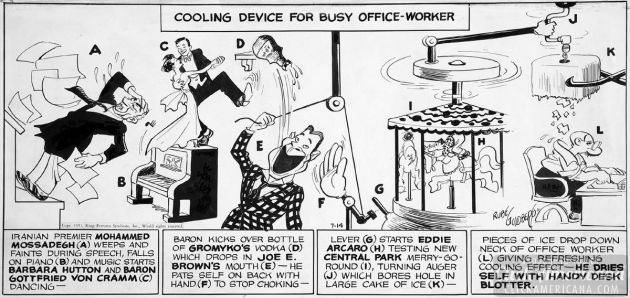 Office worker (1951)