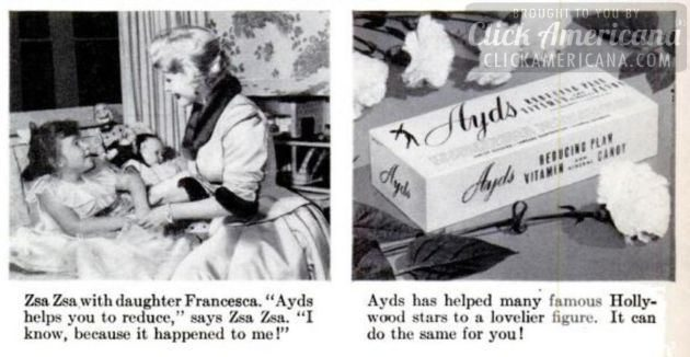 1953 weight loss zsa za gabor