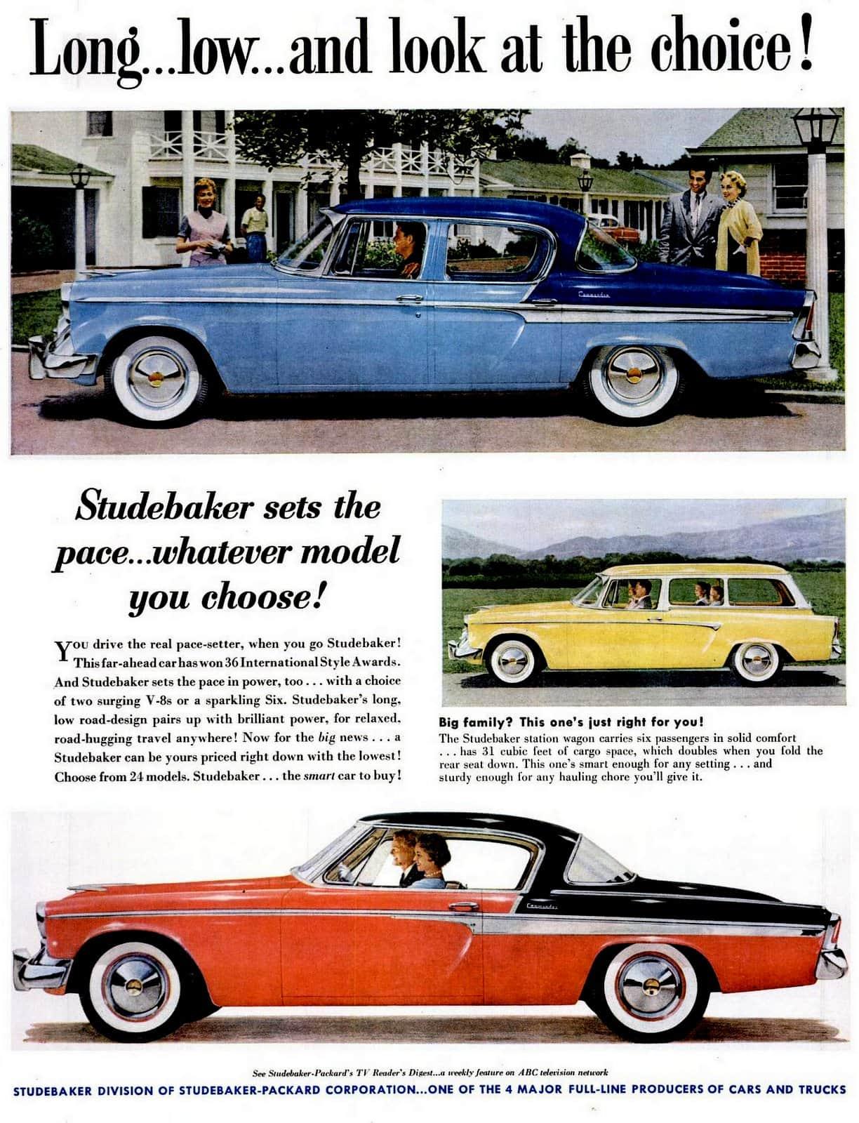 1955-1956 Studebaker