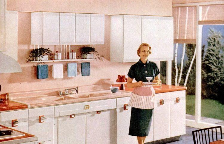 1955 American Standard kitchen