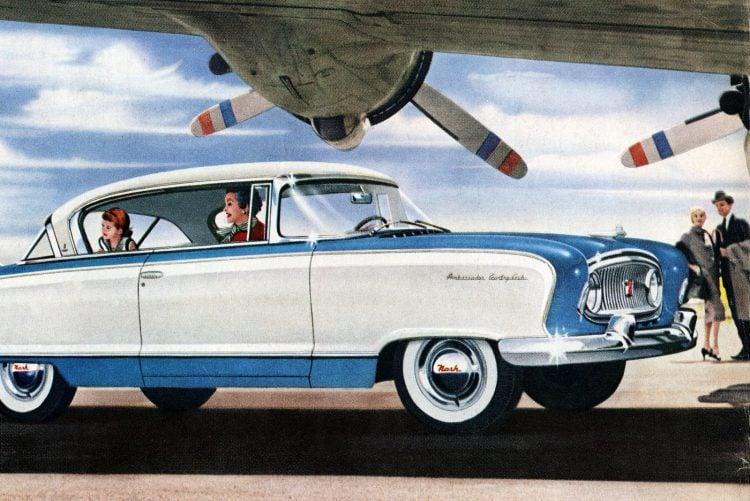 1955 Nash cars