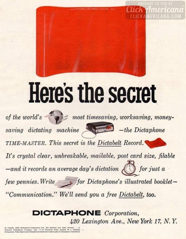 1955-dictaphone