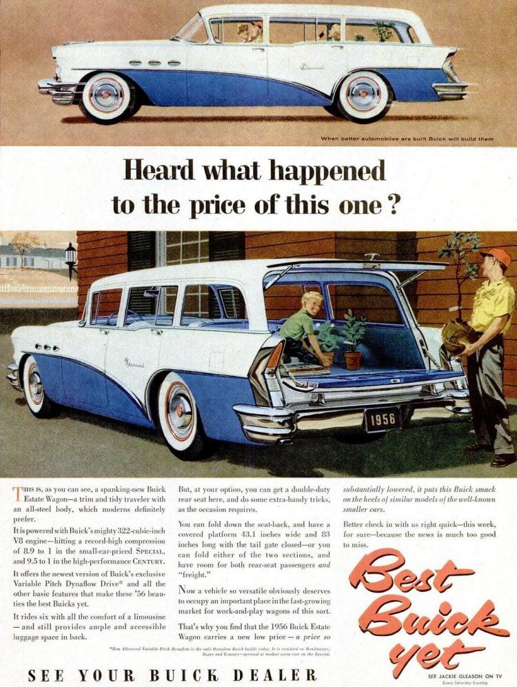 1956 Buick station wagon