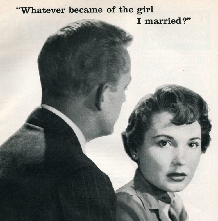 1956 - Whatever became of the girl I married