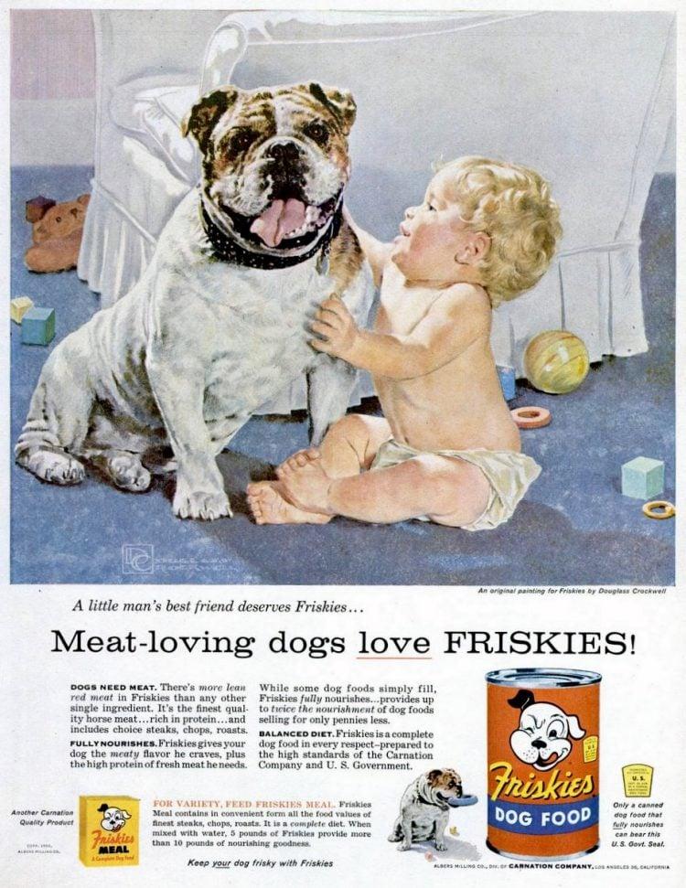 1956 baby dog