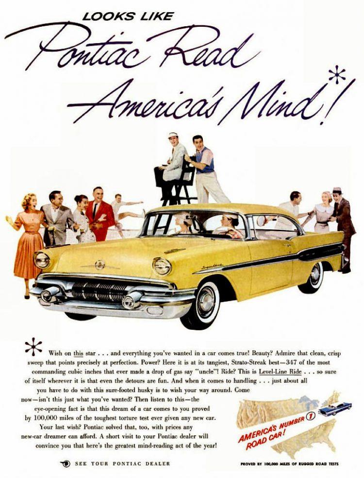 1957 Pontiacs - (2)