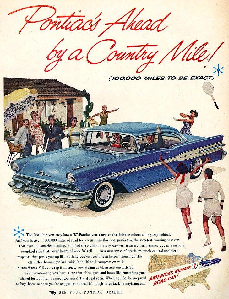 1957 Pontiacs - (3)